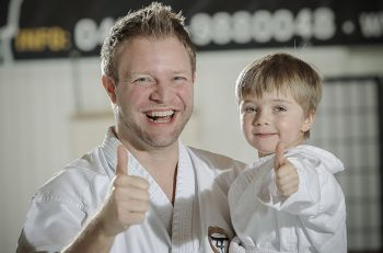 Karate für Kinder in Achim - Karateschule Kumadera